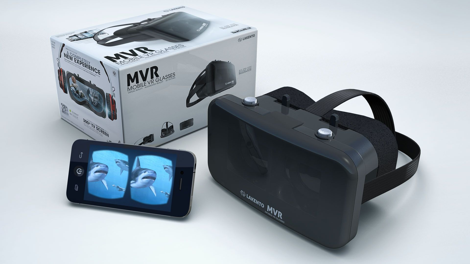 Nuevo Pack 2 de Lakento MVR