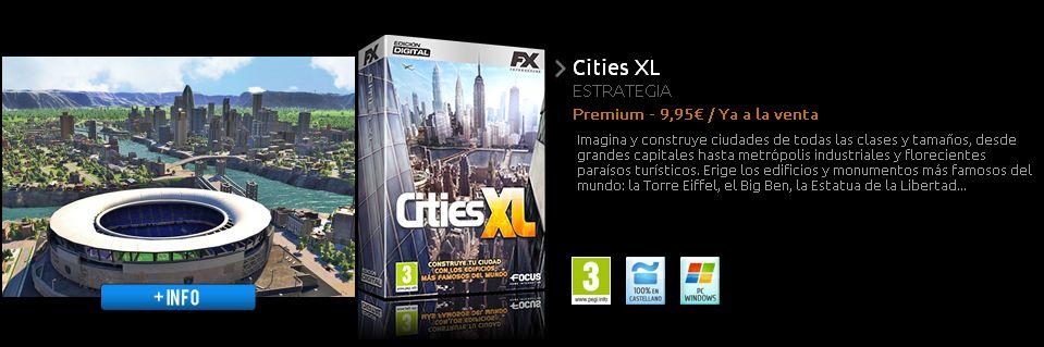 Imagen Cities XL